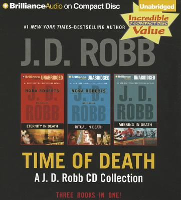 [CD] Time of Death By Robb, J. D./ Ericksen, Susan (NRT)